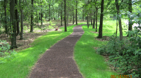 Raystown Lake Walking Trail